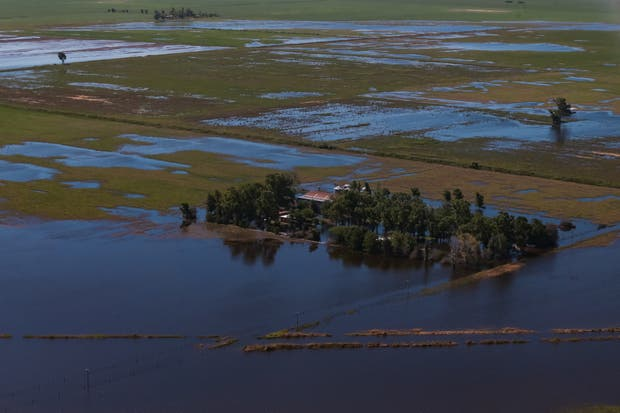 En el sudeste cordobés, los anegamientos afectaron el resultado económico de las empresas agrícolas