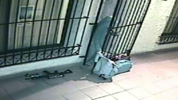 Captura de video de del convento