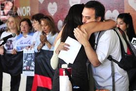 Los padres de Lucas Menghini renovaron su pedido de Justicia, a 14 meses de la tragedia