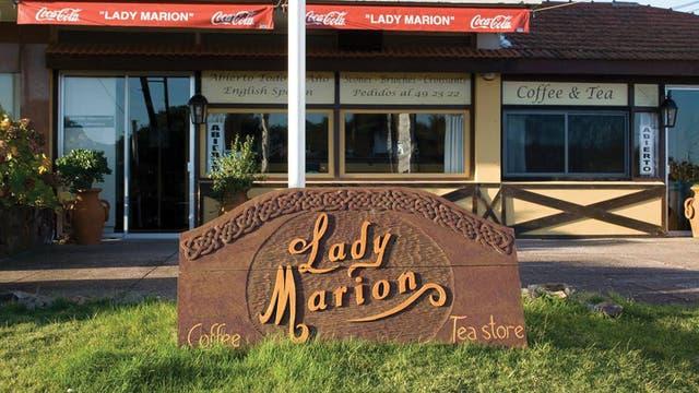 Lady Marion, un pedacito de Punta del Este que ofrece té riquísimo todo el año