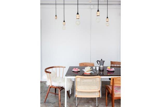 Las lámparas deben ser generosas y asegurar una iluminación radiante .  /Brookeholm