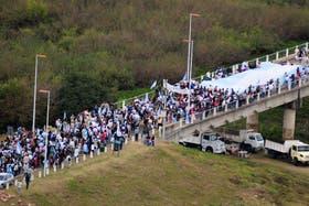Los asambleístas quieren que el Gobierno cierre el paso por Fray Bentos