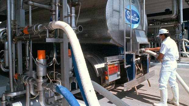 La crisis de SanCor impacta en toda la industria láctea