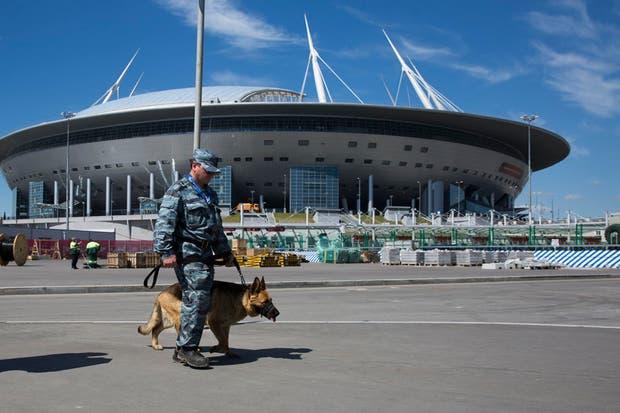 La seguridad: un tema presente en la Copa