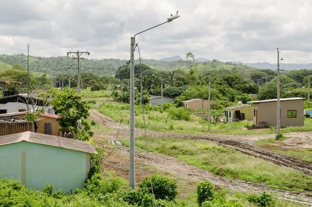 El barrio donde encontraron los cuerpos es un caserío humilde, pero también es una zona donde se alojan turistas