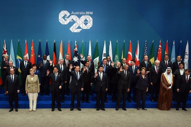 Los líderes de las potencias mundiales se reunieron en Australia el fin de semana