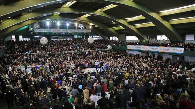 """Mauricio Macri pidió que la ciudadanía vaya a votar en las PASO: """"La Argentina ya arrancó"""""""