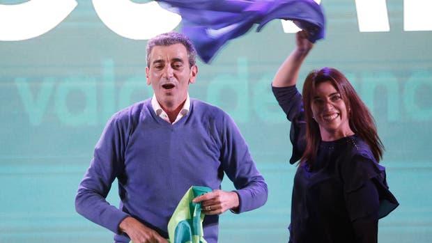 """Antes de las PASO, Florencio Randazzo repartió críticas y pidió """"no volver al pasado"""""""