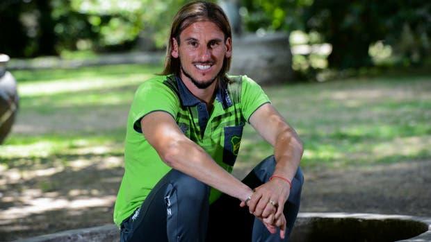 Beccacece, de 35 años, aplica métodos de trabajo que aprendió junto a Jorge Sampaoli, hoy entrenador de Sevilla