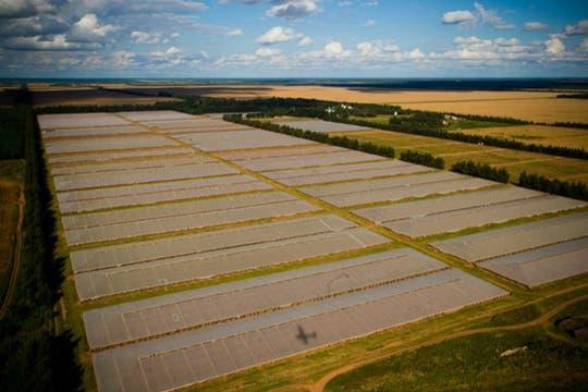 Invernaderos para la producción de hortalizas de primicia (500.00 bultos/año). Foto: http://lamoraleja.com.ar