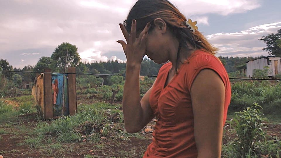 La extrema pobreza golpea a las familias que pasan sus días en las plantaciones. Foto: Gentileza Posibl