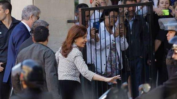 Garavano no cree que Cristina corra la misma suerte que De Vido