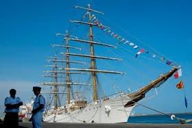 La decisión del Tribunal del Maro sobre Fragata Libertad, retenida en Ghana, fue celebrada por figuras de todo el arco político