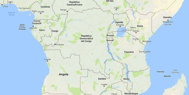 Didier nació en Kinshasa, la capital de la RDC