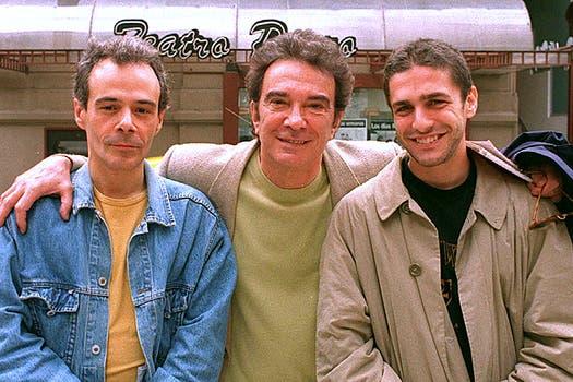 En 2003, protagonizó con Leonardo Sbaraglia La soledad de los campos de algodón. Foto: Archivo