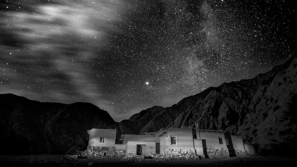 Marcos López dice que este museo en el corazón andino es realismo mágico. Fue de los primeros que donó una obra para hacerlo realidad