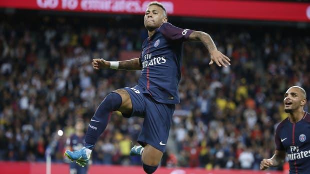 Neymar en ascenso