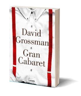 El novelista israelí David Grossman obtuvo ayer la versión internacional del premio Man Booker con su novela Gran cabaret