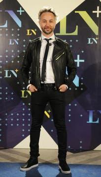 Diego Iglesias, uno de los nuevos talentos de la señal de TV de LA NACION. Foto: LA NACION