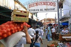 En la frontera con Paraguay hay poco control y el paso de mercaderia es permanente