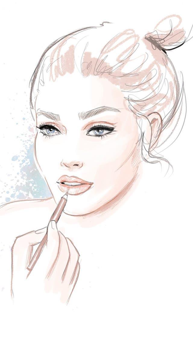 Cómo corregir los labios