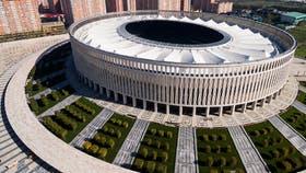 El Arena Krasnodar, sede de Argentina-Nigeria