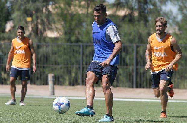 Tévez tiene todo arreglado para jugar en Boca