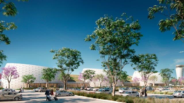 Así será la nueva terminal de pasajeros del aeropuerto de Tucumán