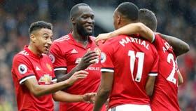 Manchester United tampoco afloja