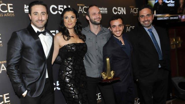 Los Monstruos se llevaron el premio al mejor musical. También ganaron Mariano Chiesa, Emiliano Dionisi y Martín Rodríguez por sus trabajos en esta obra