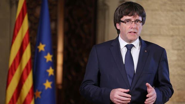 Giro inédito en la crisis catalana: su presidente expondrá en el Senado nacional