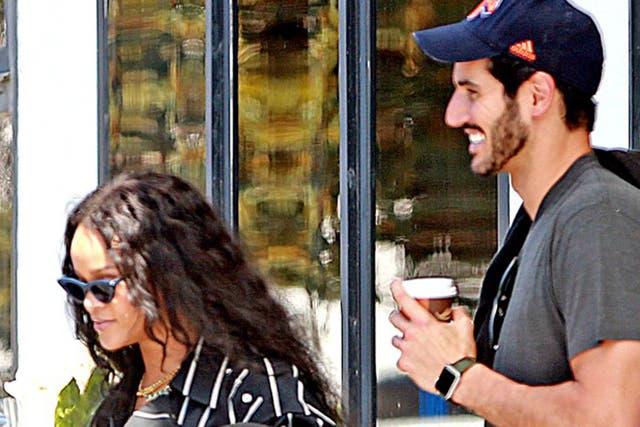 Rihanna protagoniza un romance de película junto a Hassan Jameel, el empresario millonario de origen saudí