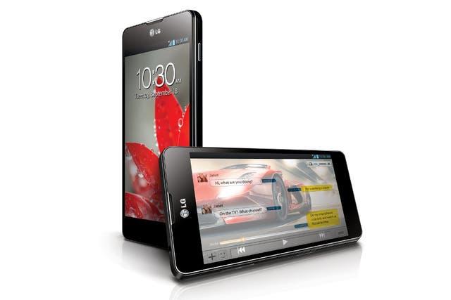 El nuevo smartphone de LG tiene casi el mismo hardware que el Google Nexus 4