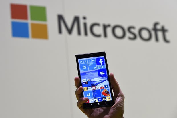 Windows 10 usa el mismo código para dar vida a computadoras, tabletas y teléfonos móviles