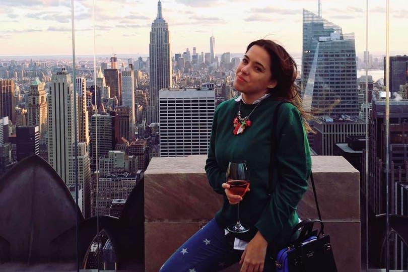 Carla Vallejos Blanco había visitado Nueva York en 2014 y en 2016
