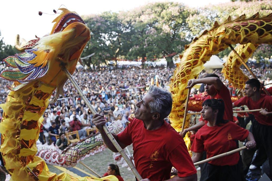 Buenos Aires celebrará el Año Nuevo Chino con un megaevento en Belgrano