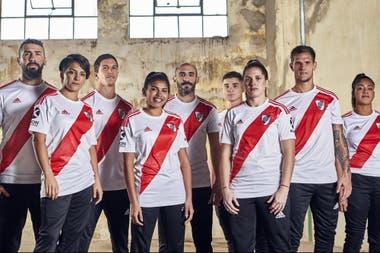 River ya oficializó la camiseta que empleará en la nueva temporada