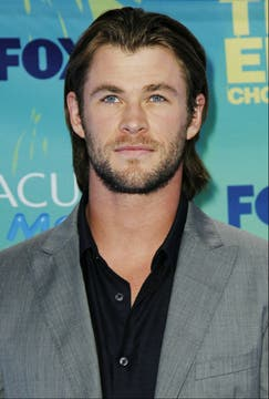 Chris Hemsworth, el mayor de los dos. Foto: Archivo
