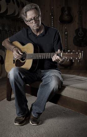 Eric Clapton y el placer de hacer música