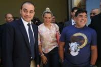 El príncipe jordano Al Hussein descartó a Maradona como candidato a vice de la FIFA