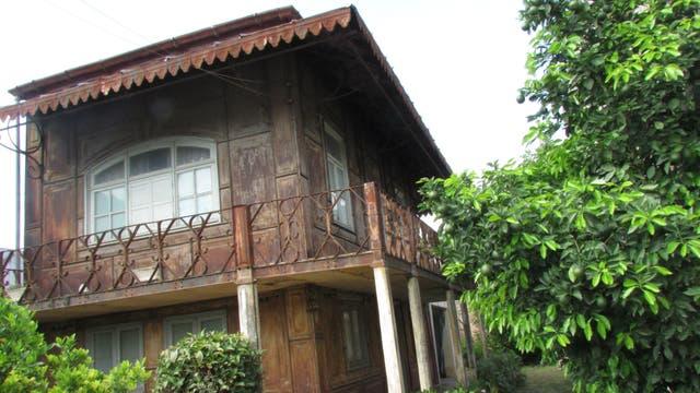 El chalet diseñado por Eiffel, en el barrio San Vicente