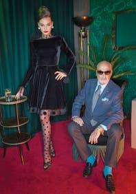 Pasarela de vestiditos negros: los mejores diseños de autores argentinos
