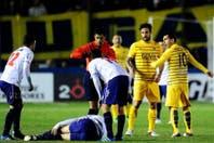 Osvaldo volvió con todo: jugó cinco minutos y se fue enojado