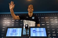 Sebastián Saja anunció que se va de Racing, pero aún no se retira