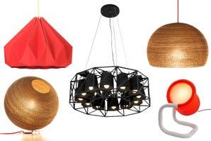 Lámparas eco-friendly para tu casa
