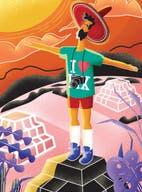 Reflexiones de un viajero en Teotihuacán