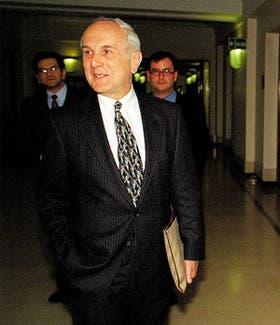 Tomás Reichmann, representante del FMI, volverá a la Argentina en pocos días