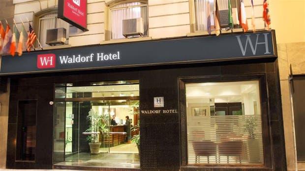 ¿Tiembla Cristina?: la AFIP inspecciona el hotel Waldorf