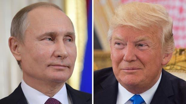 El primer cara a cara: Rusia confirma que Trump y Putin se reunirán este viernes