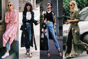 Moda: vestido camisero